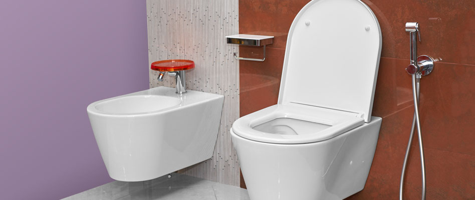 Bidet and Washlet Installation