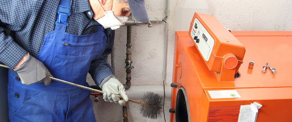 Commercial Soot Cleaning